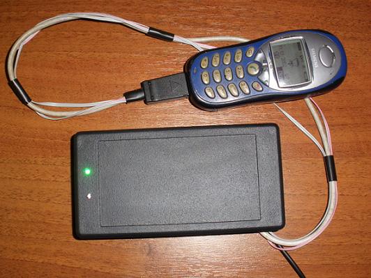 Сотовые телефоны своими руками 594